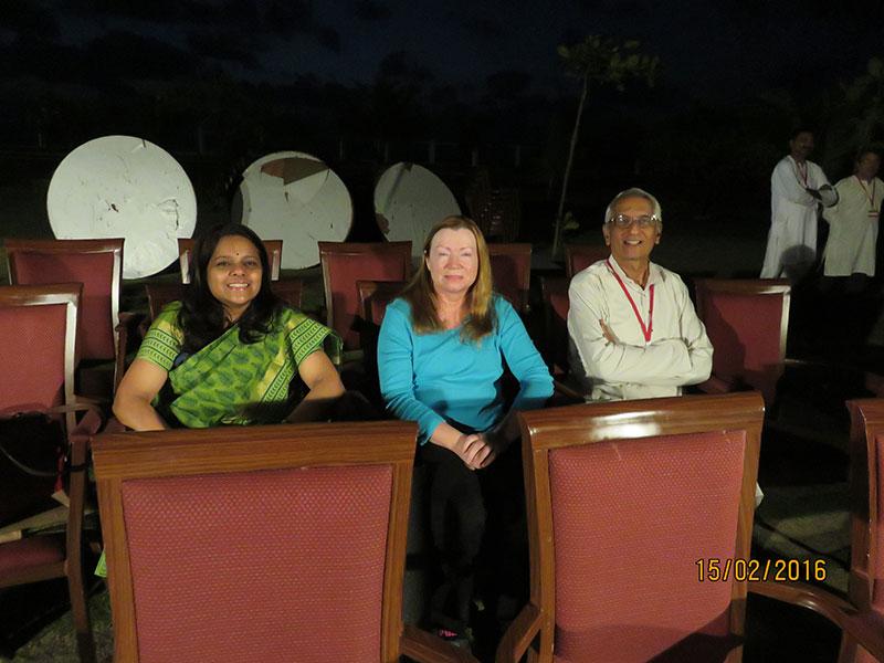 Devikaji, Dawnji & Kannanji