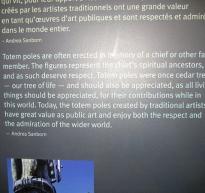 Ottawa Museum – Totem Poles