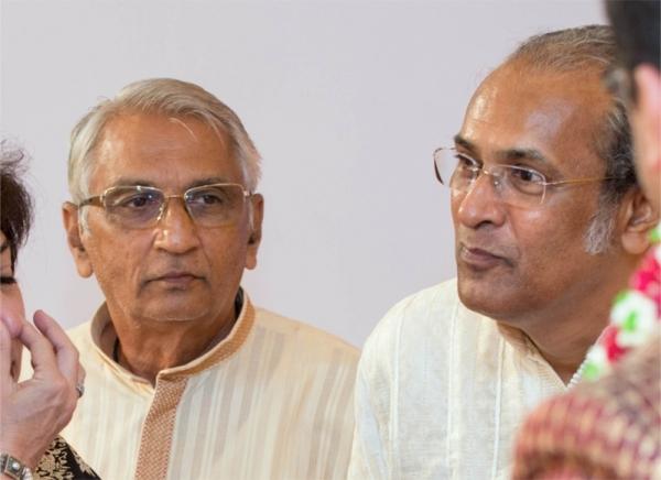 Sri Bhagavadpada & Kannanji
