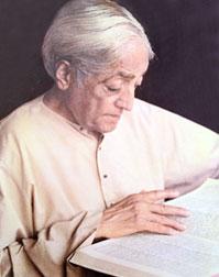 Sri J Krishnamurti